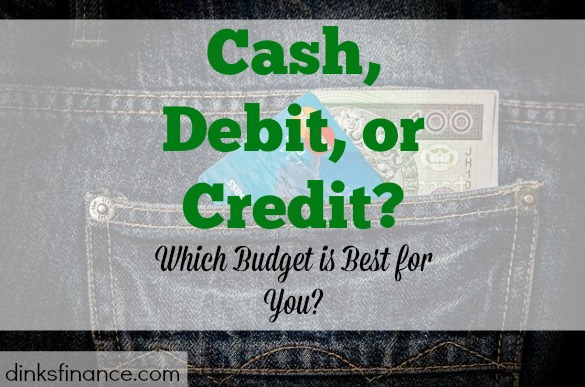 personal finance talk, kinds of budgeting, budget options