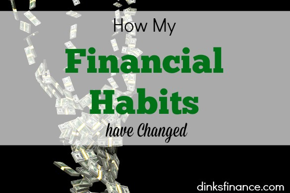 financial habits, changing financial habits, financial advice