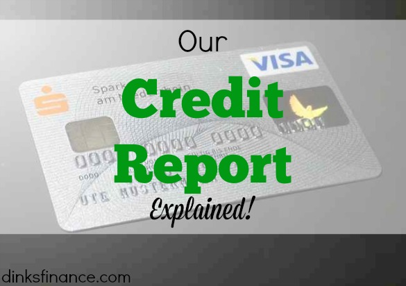 credit report, credit report explanation, credit explained