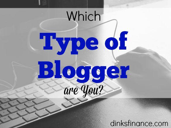 blogger, type of blogger, blogging business