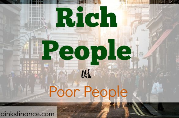 TV sitcom, rich vs poor, types of people