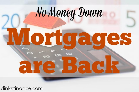 mortgage, no money down, real estate