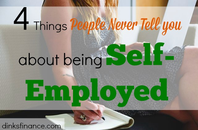 self-employed, be your own boss, being self-employed