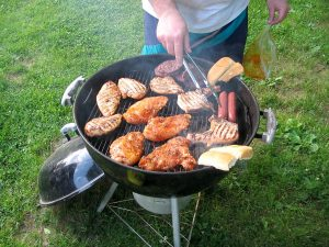 Barbeque Friday