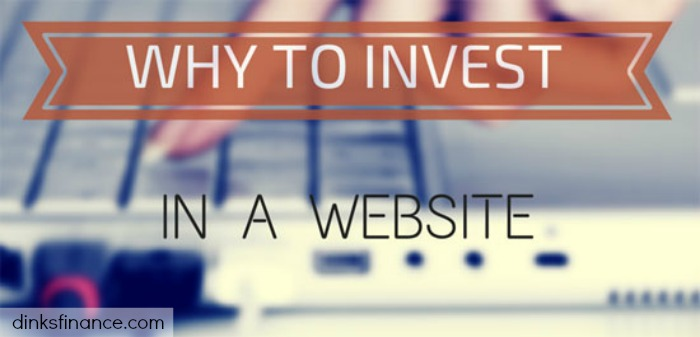 invest in website, investing, blogging, website