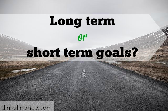 long term goals, short term goals, goals in life, trying to achieve in life