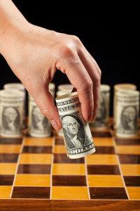 money-chess