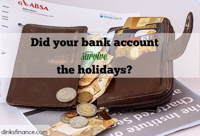 survive the holidays, spending during the holidays, holiday expenses