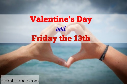 Valentine's Day, Friday the 13th, celebrating Valentine's day, love month, hearts day