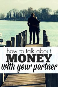 Having a hard trouble starting the money conversation? Here's how to talk about finances with your significant other. Some great tips.