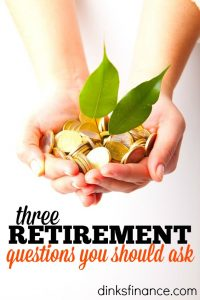 Even though retirement might be a long way off here are three retirement questions you should ask yourself now to plan ahead.