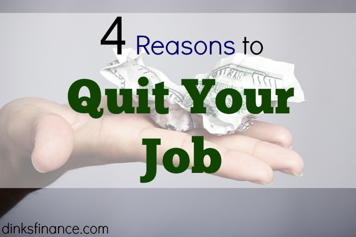 quit your job, unhappy about work, reasons to quit