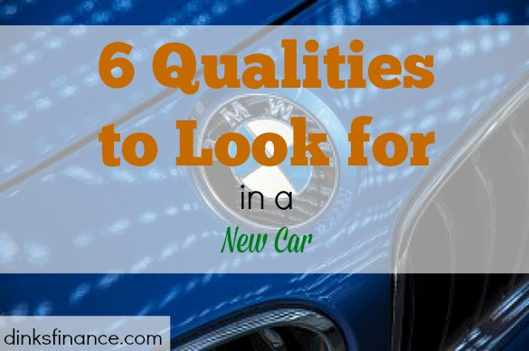 car purchase, buying a new car, qualities to look for in purchasing a car