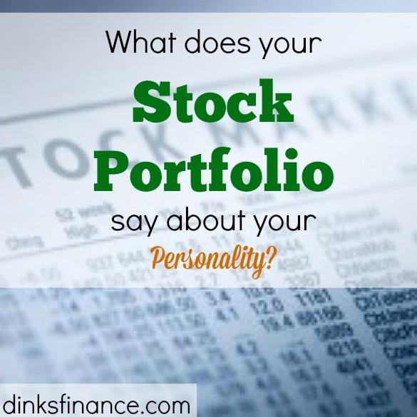 stock portfolio, investment portfolio, stock market