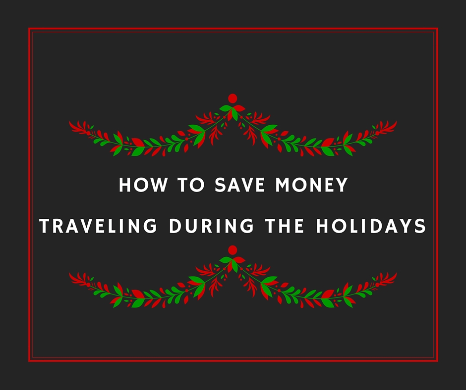 Save Money Traveling