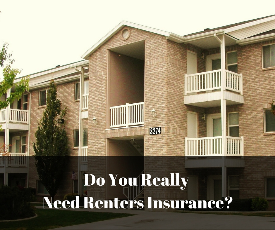 Do You Really Need Renters Insurance-