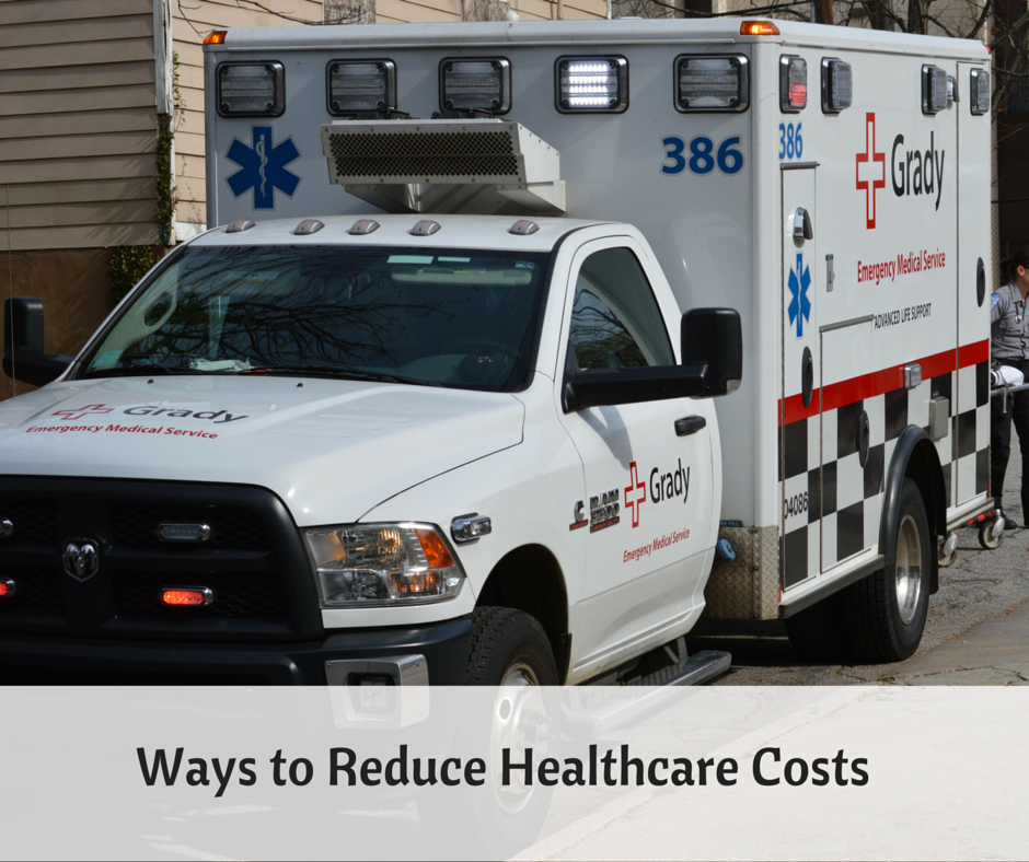Ways to Reduce Healthcare Costs
