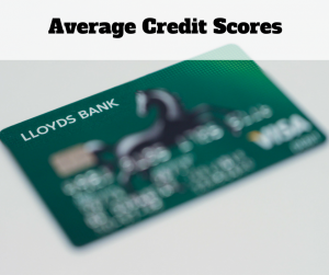 average credit scores