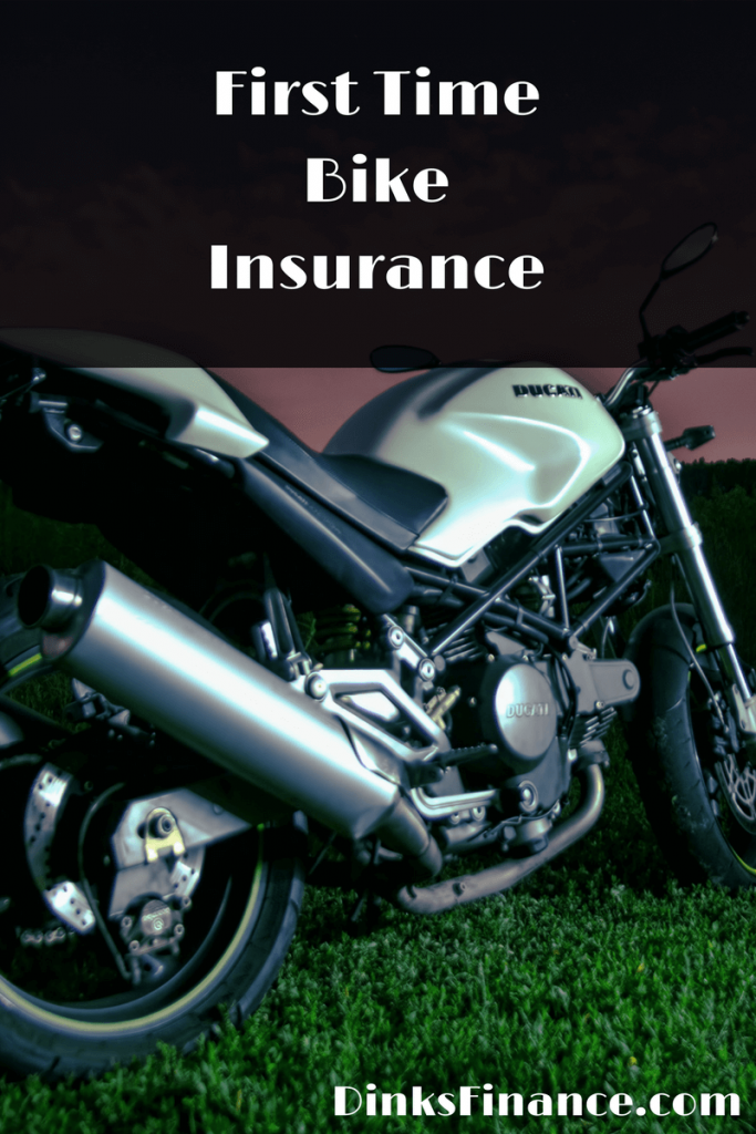 First Time Bike Insurance
