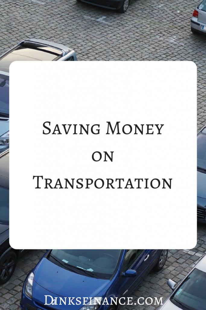 Saving Money on Transportation
