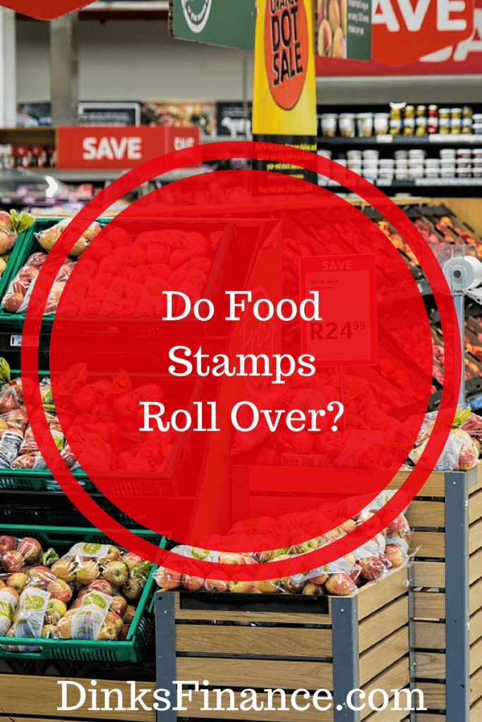 Do Food Stamps Roll Over?