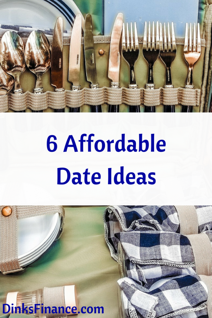 6 Affordable Date Ideas