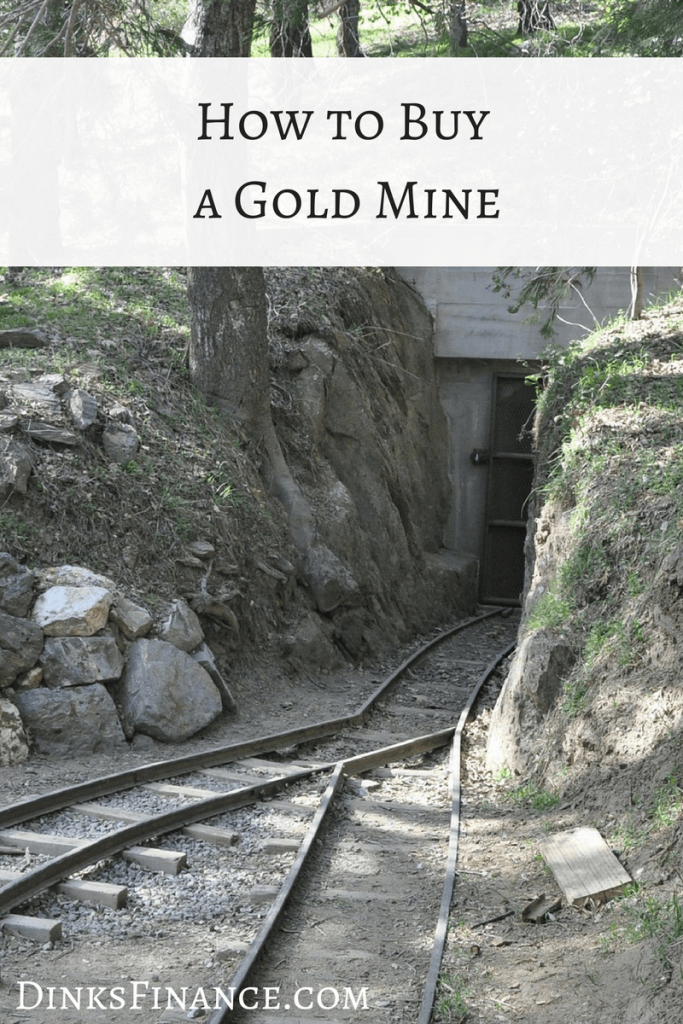 How to Buy a Gold Mine