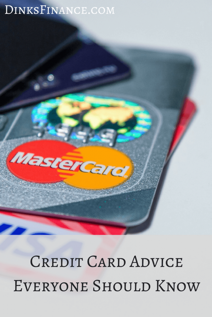 Credit Card Advice Everyone Should Know