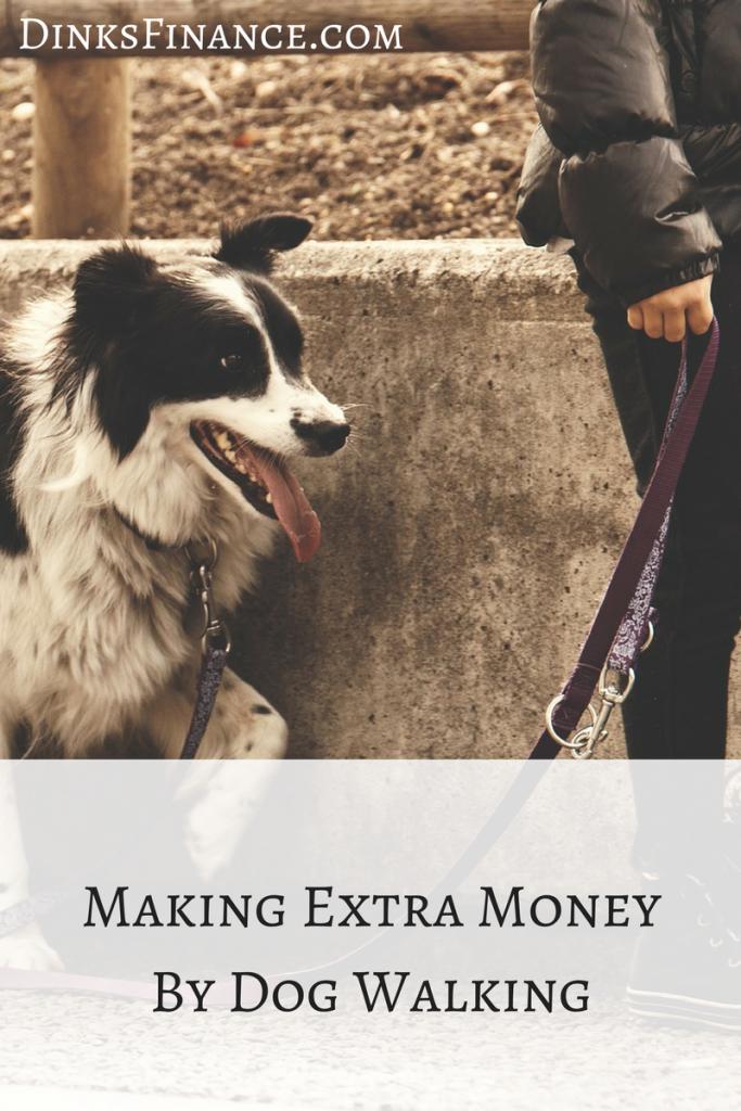 Making Extra Money By Dog Walking