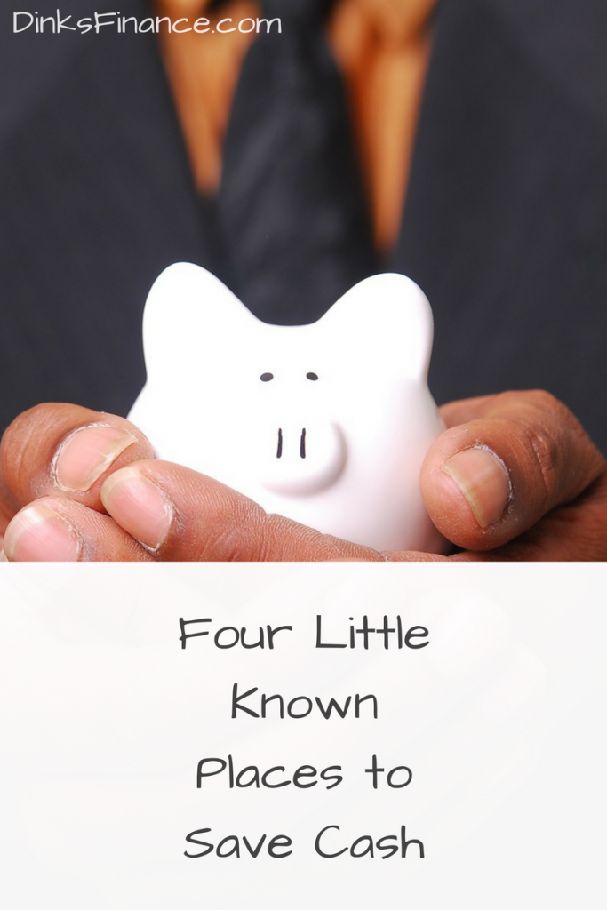 Four Little Known Places to Save Cash