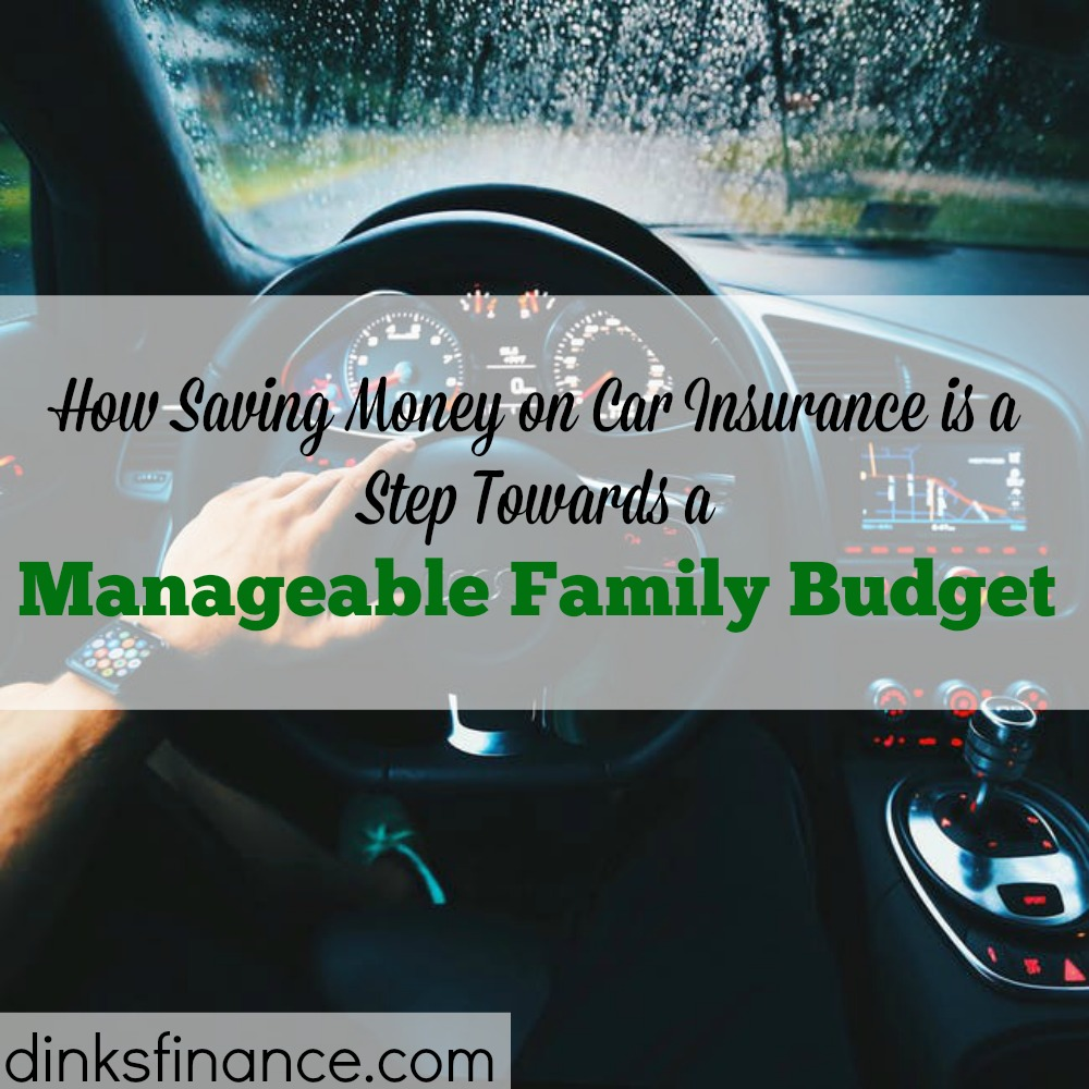 car insurance tips, saving money on car insurance, managing family budget