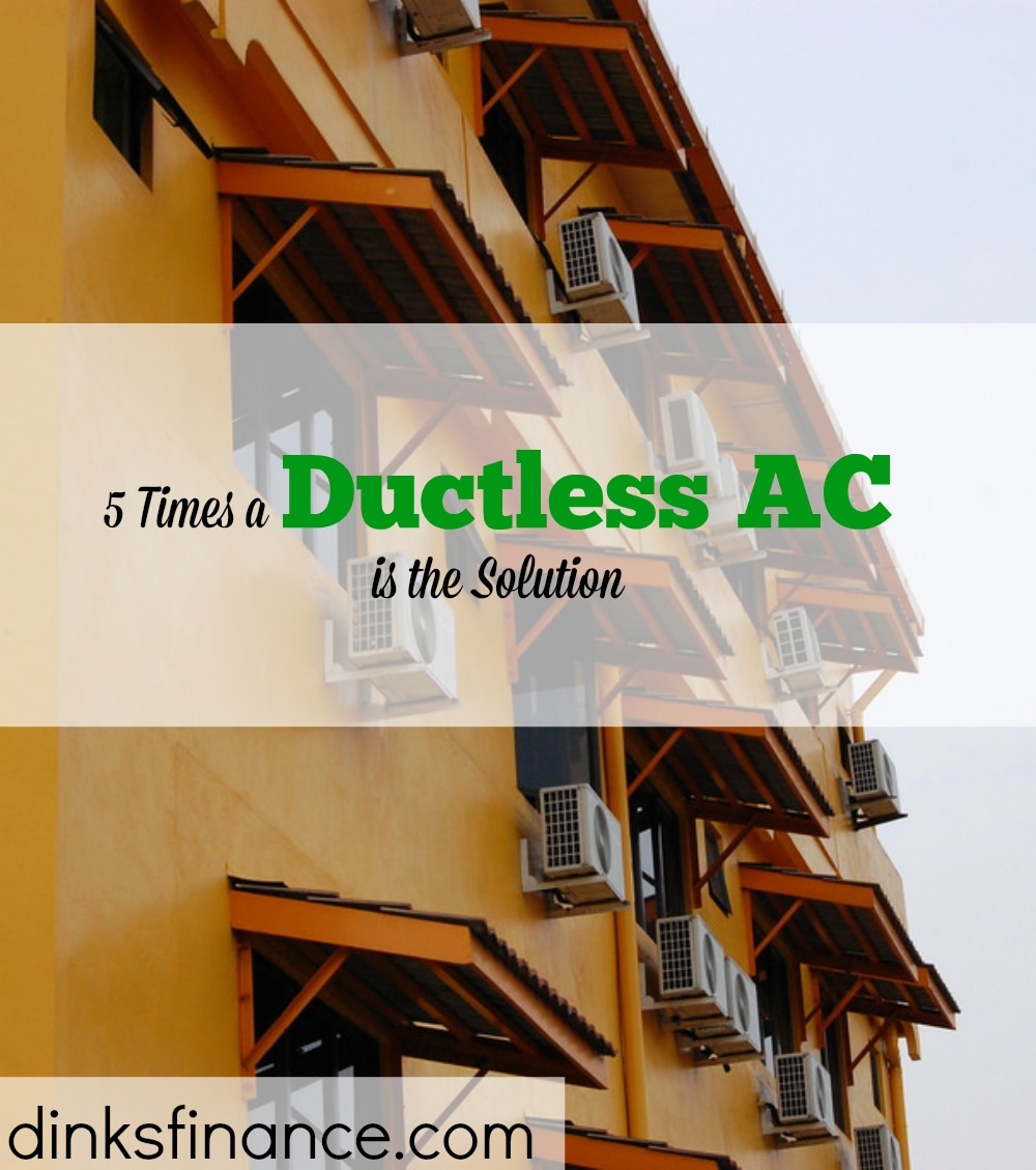 ductless aircon, aircon options, home aircon options