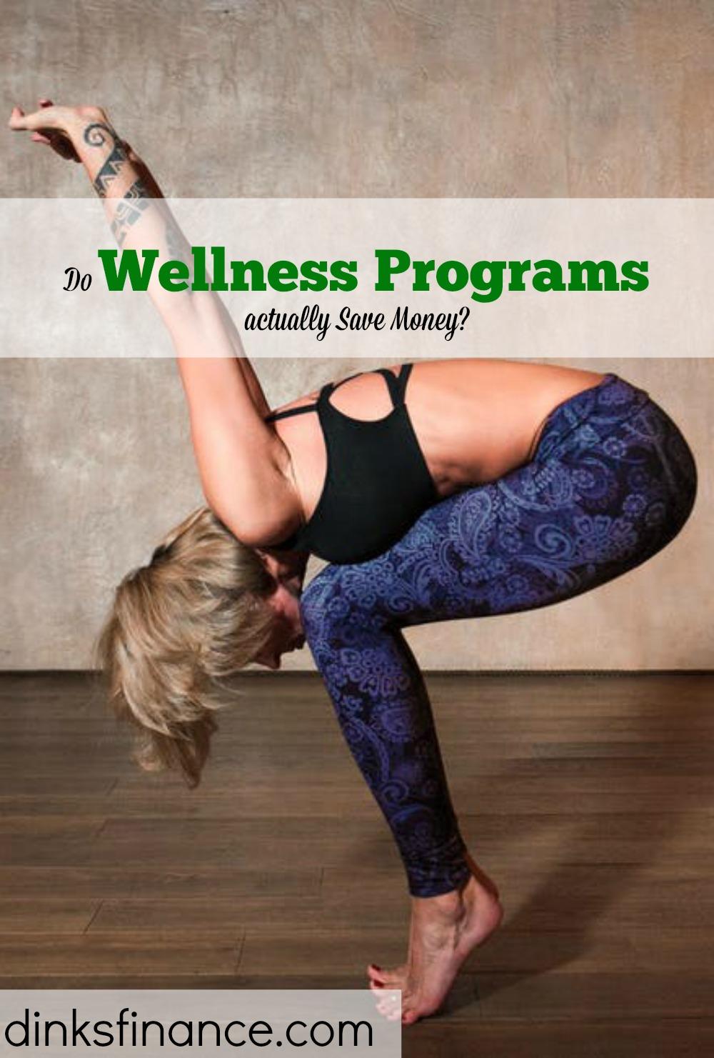 company wellness programs, getting healthy, saving money through wellness programs