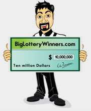 Tino at Big Lottery Winners