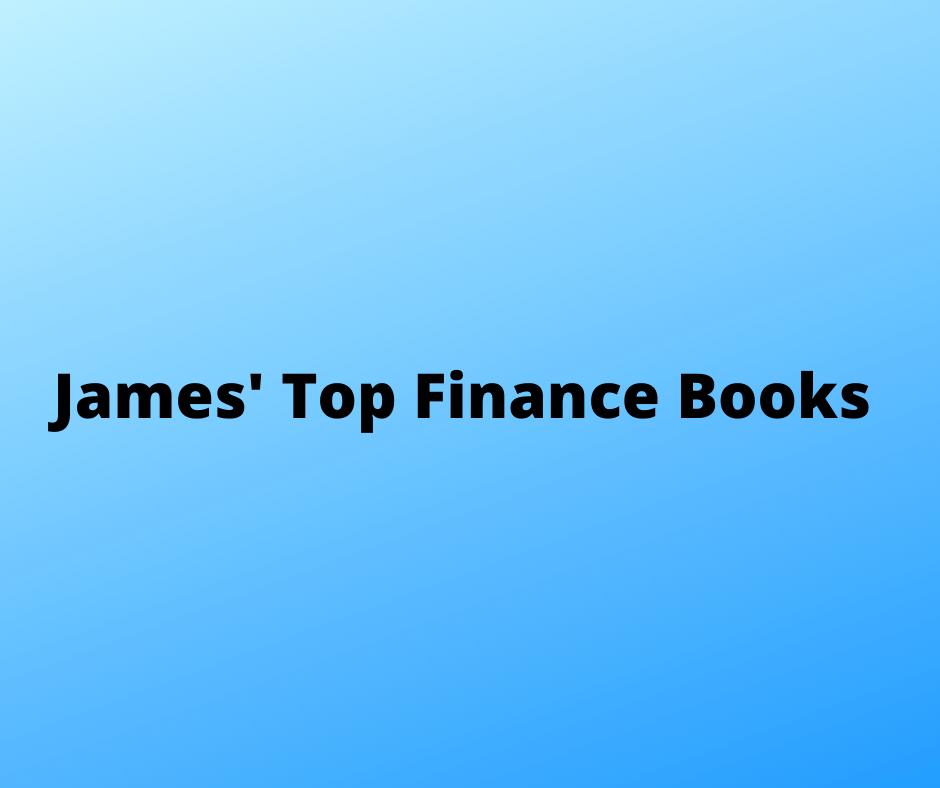 James Top Finance Books