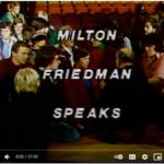 Milton Friedman on inflation