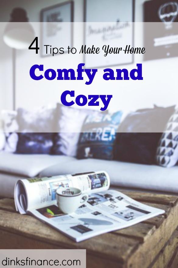 home tips, cozy home, comfy home
