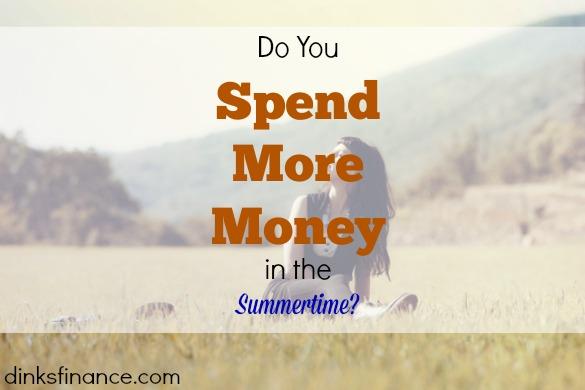 summertime, summer expenses, summer activities