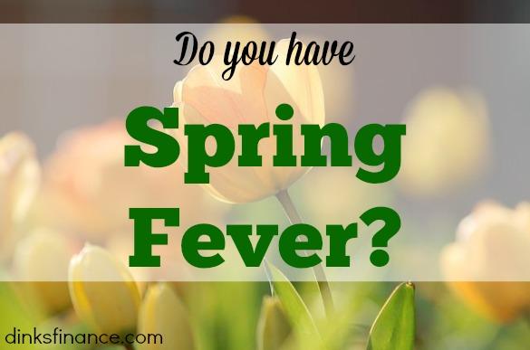 spring fever, spring cleaning, spring season