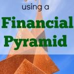 financial pyramid, investments, managing financial risks