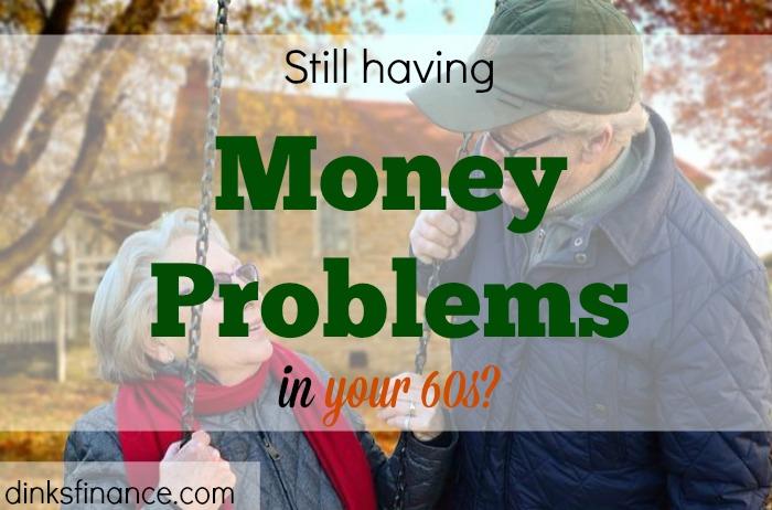money problems, financial problems, senior citizen life