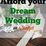 dream wedding, wedding on a budget, wedding