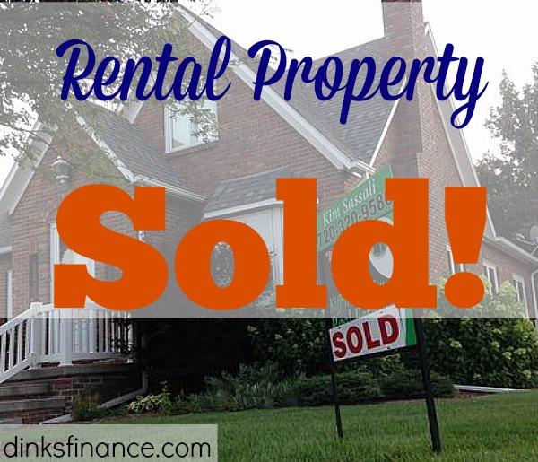 rental property, rental property sold, selling out rental properties, real estate