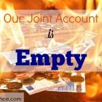 joint account, couple finances, handling finances, long term relationship finances