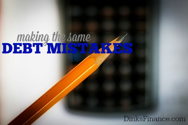Is it okay to make the same debt mistakes more than once? I did. Here's why.