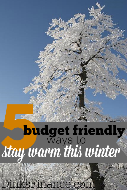 It's getting colder and colder each day. That means it's time to get your house winter ready. Here are five budget friendly ways to do so.