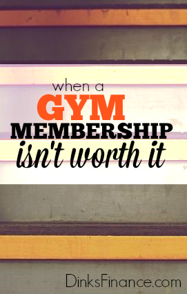 Are you thinking your gym membership isn't worth it? If you're doing this one thing then you're probably right.