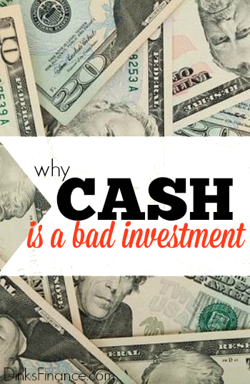 Cash is never a good investment. It prevents your money from really working for you. Consider these alternatives instead.