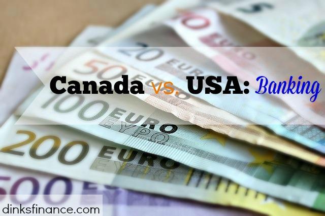 Canada vs. USA: Banking, choosing a bank,banking service, banking technology, best banking service