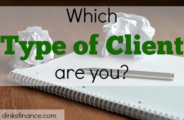 clientele, tax filing season, type of client, financial client
